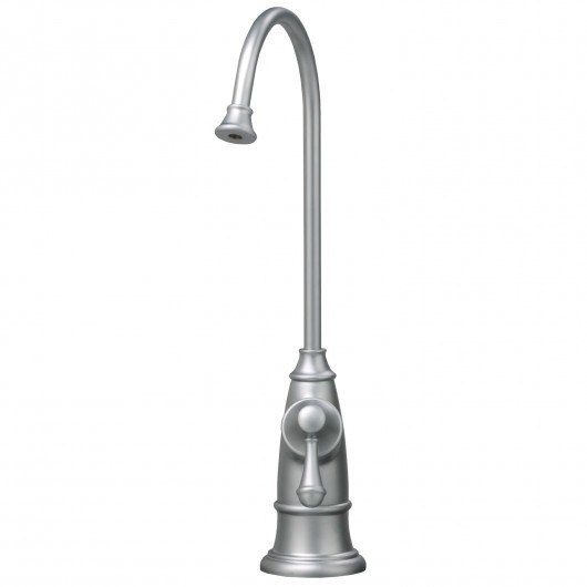 Designer Faucets, Brushed Stainless Steel