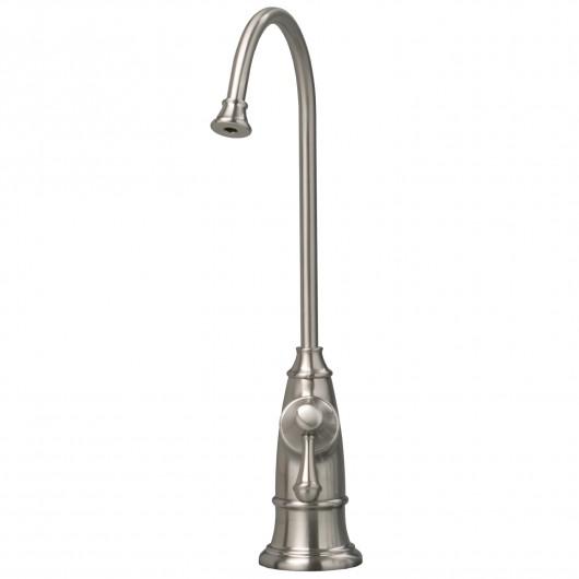 Designer Faucets, Satin Nickel